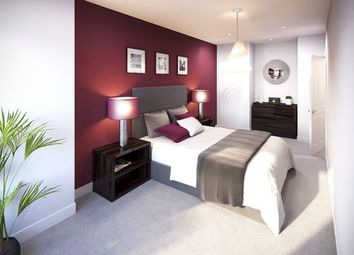 Thumbnail Studio for sale in Prime Waterfront Apartments, Tithebarn Street, Liverpool