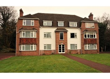 Thumbnail 2 bed flat for sale in Southend Road, Beckenham