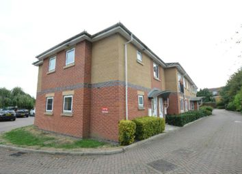 Thumbnail 1 bed flat for sale in Garratt Square, Whetstone, Leicester