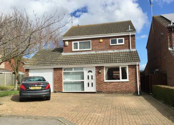Thumbnail 3 bedroom detached house to rent in Tudor Walk, Carlton Colville, Lowestoft