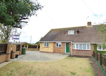 Thumbnail 4 bed semi-detached house for sale in Hill Head, Fareham, Hampshire