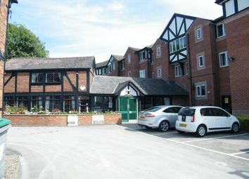Thumbnail 1 bedroom flat for sale in Weaver Court, London Road, Northwich, Cheshire