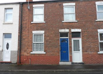 Thumbnail 3 bed terraced house for sale in Prospect Terrace, Gainsborough