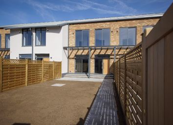 Thumbnail 4 bed terraced house for sale in (Plot 3) Garrison Lofts, New Garrison Road, Shoeburyness (1593 Sqft)