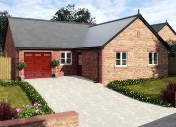 Thumbnail 3 bed detached bungalow for sale in Plot 4 (Detached Bungalow), Thornedge Court, Station Road, Cumwhinton