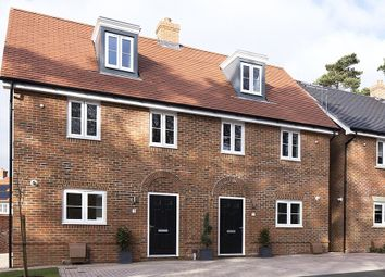 Thumbnail 3 bed end terrace house for sale in Dashers Close, Crowthorne, Berkshire