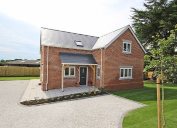 Thumbnail 3 bed detached house for sale in Lavender Road, Hordle, Lymington