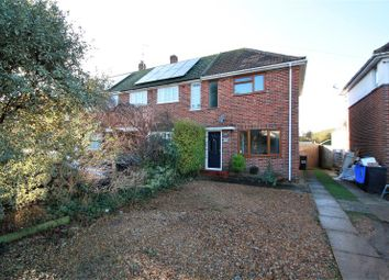 Thumbnail 2 bed end terrace house for sale in Ringmer Road, Tarring, Worthing