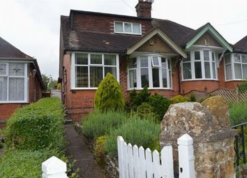 Thumbnail 2 bed semi-detached house to rent in The Green, Kingsthorpe Village, Northampton