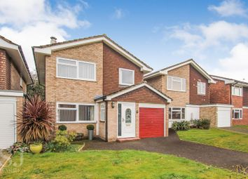 Thumbnail 4 bed detached house for sale in Glebe Way, Burnham-On-Crouch