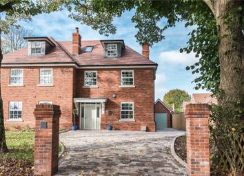 Thumbnail 3 bed semi-detached house for sale in Olivers Battery Road North, Winchester, Hampshire