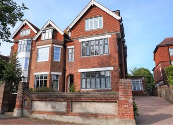 Thumbnail 4 bed flat for sale in 6 Bolsover Road, Eastbourne