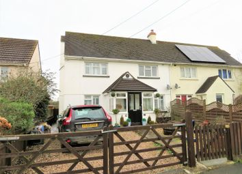 Thumbnail 3 bed semi-detached house for sale in Sunny View, Winkleigh