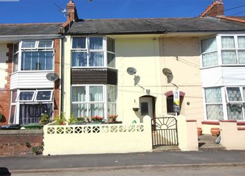 Thumbnail 3 bed terraced house for sale in St. Georges Terrace, Barnstaple