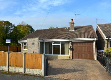 Thumbnail 2 bed detached bungalow for sale in Churchland Avenue, Holmewood, Chesterfield