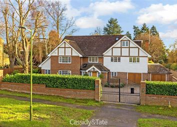 Thumbnail 6 bed detached house for sale in Redbourn Lane, Harpenden, Hertfordshire