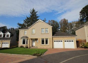 Thumbnail 4 bed detached house for sale in Logan Road, Torryburn, Dunfermline