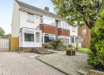 Thumbnail 3 bed semi-detached house for sale in Forest Hills Drive, Southampton