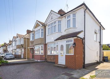 Arundel Drive, Harrow, Middlesex HA2. 3 bed semi-detached house