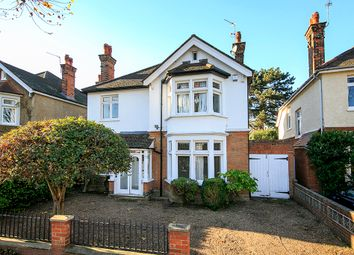 Thumbnail 4 bed detached house to rent in Cole Park Road, Twickenham