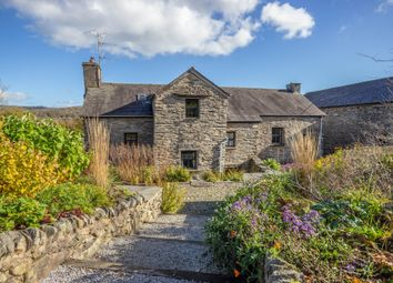 Thumbnail 6 bed farmhouse for sale in The Farmhouse, Cartmel Fell, Grange-Over-Sands