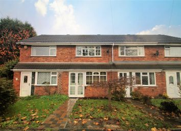 Thumbnail 2 bedroom terraced house for sale in Houliston Close, Wednesbury