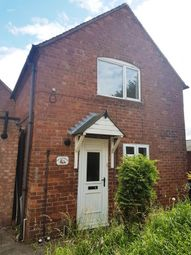 Thumbnail 1 bed detached house to rent in The Bake House, Rear Of 37 Bridle Road, Madeley, Telford