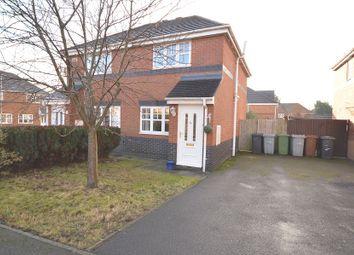 Thumbnail 2 bedroom semi-detached house to rent in Coleridge Close, Ettiley Heath, Sandbach, Cheshire