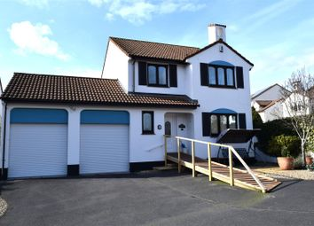 Thumbnail 4 bedroom detached house for sale in Brynsworthy Park, Roundswell, Barnstaple