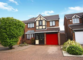 Thumbnail 4 bed detached house for sale in Staveley Way, Strawberry Fields, Warwickshire