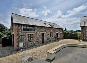 Thumbnail Semi-detached house for sale in Bradridge Court, Boyton, Launceston, Cornwall