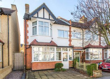 Thumbnail 3 bed end terrace house for sale in Parkview Road, Addiscombe, Croydon