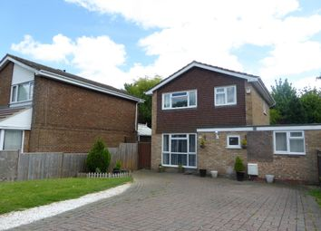 Thumbnail 4 bed detached house to rent in Lavender Road, Basingstoke