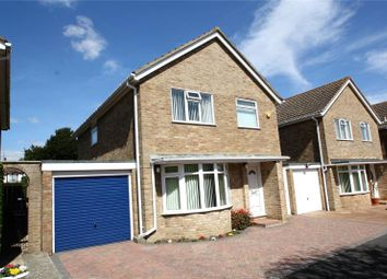 Thumbnail 3 bed detached house for sale in Ryecroft Gardens, Goring By Sea, Worthing
