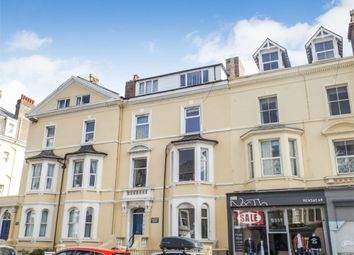Thumbnail 2 bed flat for sale in 19 Vaughan Street, Llandudno, Conwy