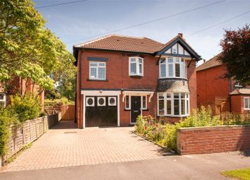 Thumbnail 4 bed detached house for sale in Sandhill Drive, Leeds, West Yorkshire