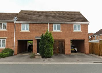 Thumbnail 1 bed semi-detached house for sale in Old School Walk, York