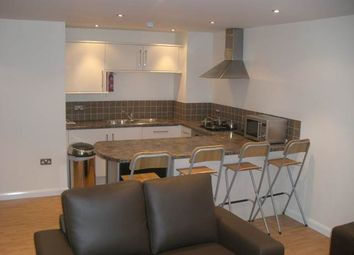 Thumbnail 4 bedroom flat to rent in Stepney Lane, Shieldfield, Newcastle Upon Tyne