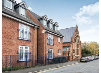Thumbnail 2 bed flat for sale in Holland Close, Loughborough
