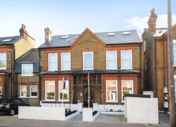 Thumbnail 2 bed flat to rent in Eardley Road, Wandsworth Borough