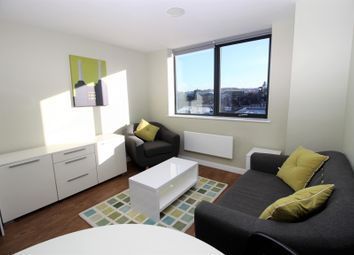 Thumbnail 1 bed flat to rent in 30 Holman House, 125A Queen Street, Sheffield