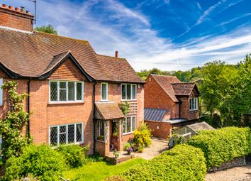 4 bed semi-detached house for sale in 1 Park Farm Cottages, Lower Basildon RG8