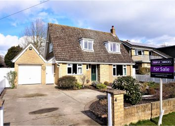 Thumbnail 3 bed detached house for sale in Maple Avenue, Woodhall Spa