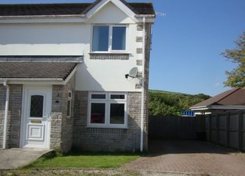 Thumbnail 2 bedroom property to rent in Manor Gardens, Millbrook, Torpoint