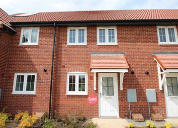 Thumbnail 2 bed terraced house to rent in Foundry Close, Coxhoe, County Durham