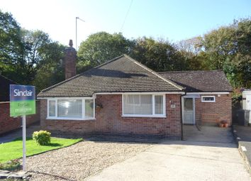 Thumbnail 3 bed detached bungalow for sale in Rosemary Crescent, Whitwick, Leicestershire