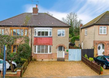 Thumbnail 3 bed semi-detached house for sale in Bowhill, Kettering