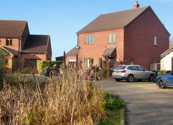 Thumbnail 3 bed detached house for sale in Fuller's Close, Toft Monks, Beccles