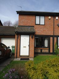 Thumbnail 2 bed semi-detached house to rent in Coleridge Drive, Choppington