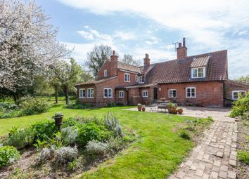 Thumbnail 3 bed detached house for sale in Hall Farm Lane, Henstead, Beccles